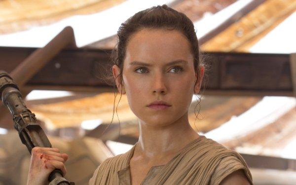Movie Star Wars Episode VII: The Force Awakens Star Wars Rey Daisy Ridley HD Wallpaper   Background Image