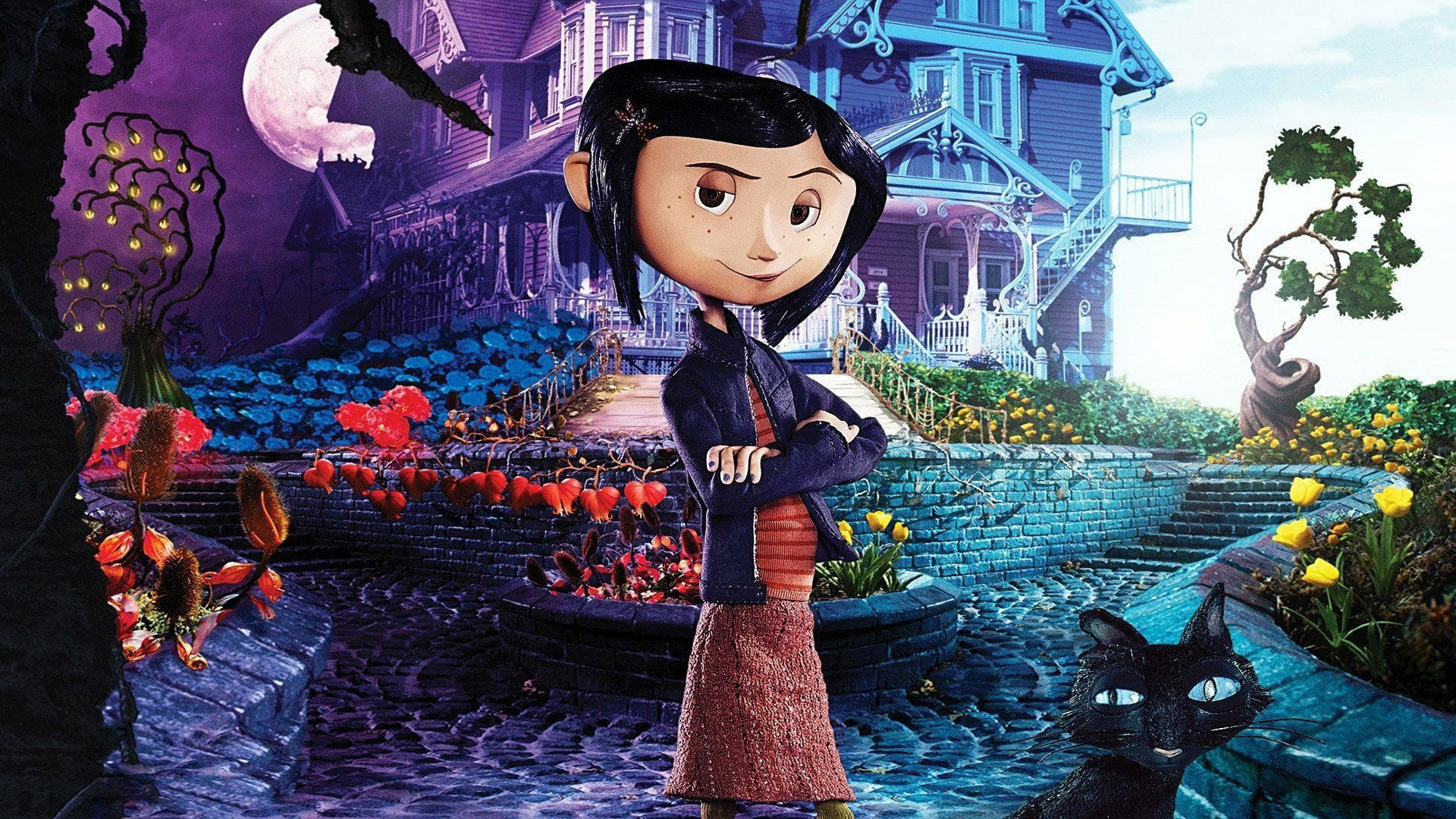 13 Coraline Hd Wallpapers Background Images Wallpaper Abyss