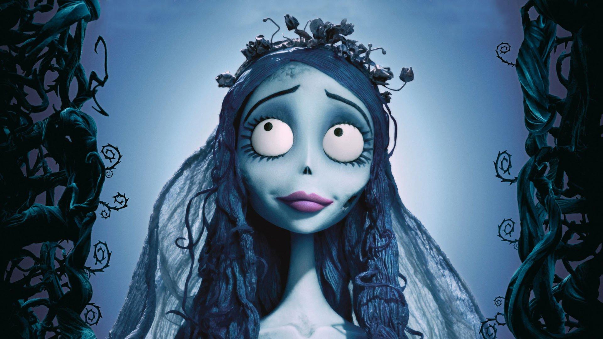 Corpse Bride Fondo De Pantalla Hd Fondo De Escritorio