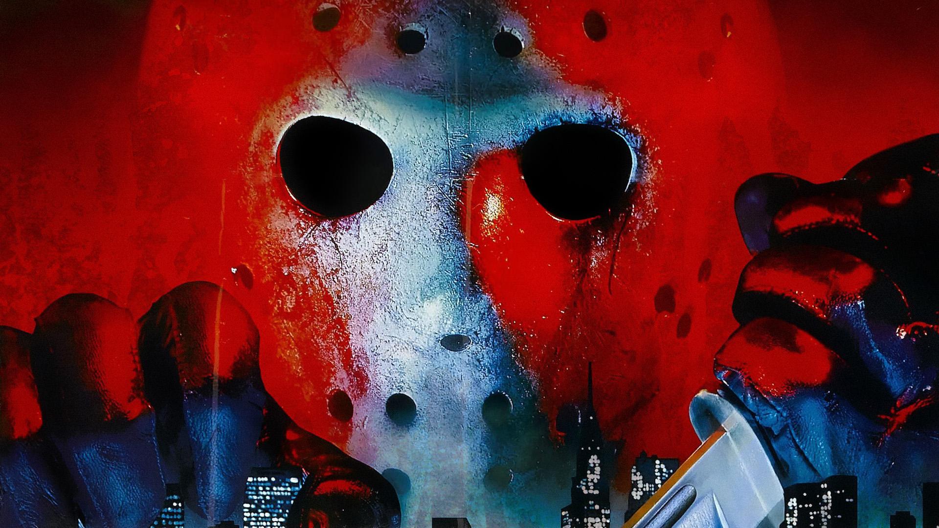 Friday The 13th Part Viii Jason Takes Manhattan Hd Wallpaper