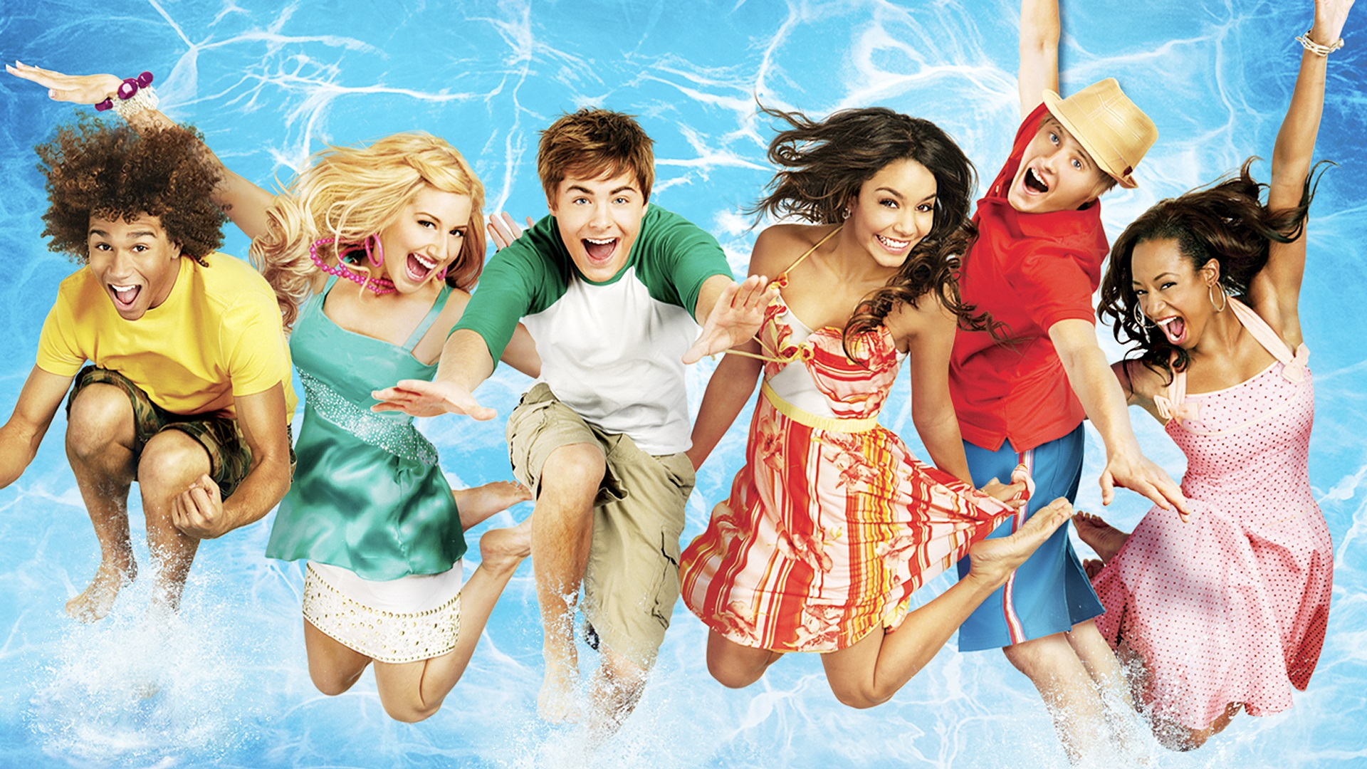 high school musical 2 hd wallpaper | background image | 1920x1080