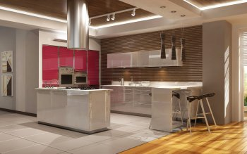 Kitchen Design Hd Wallpapers