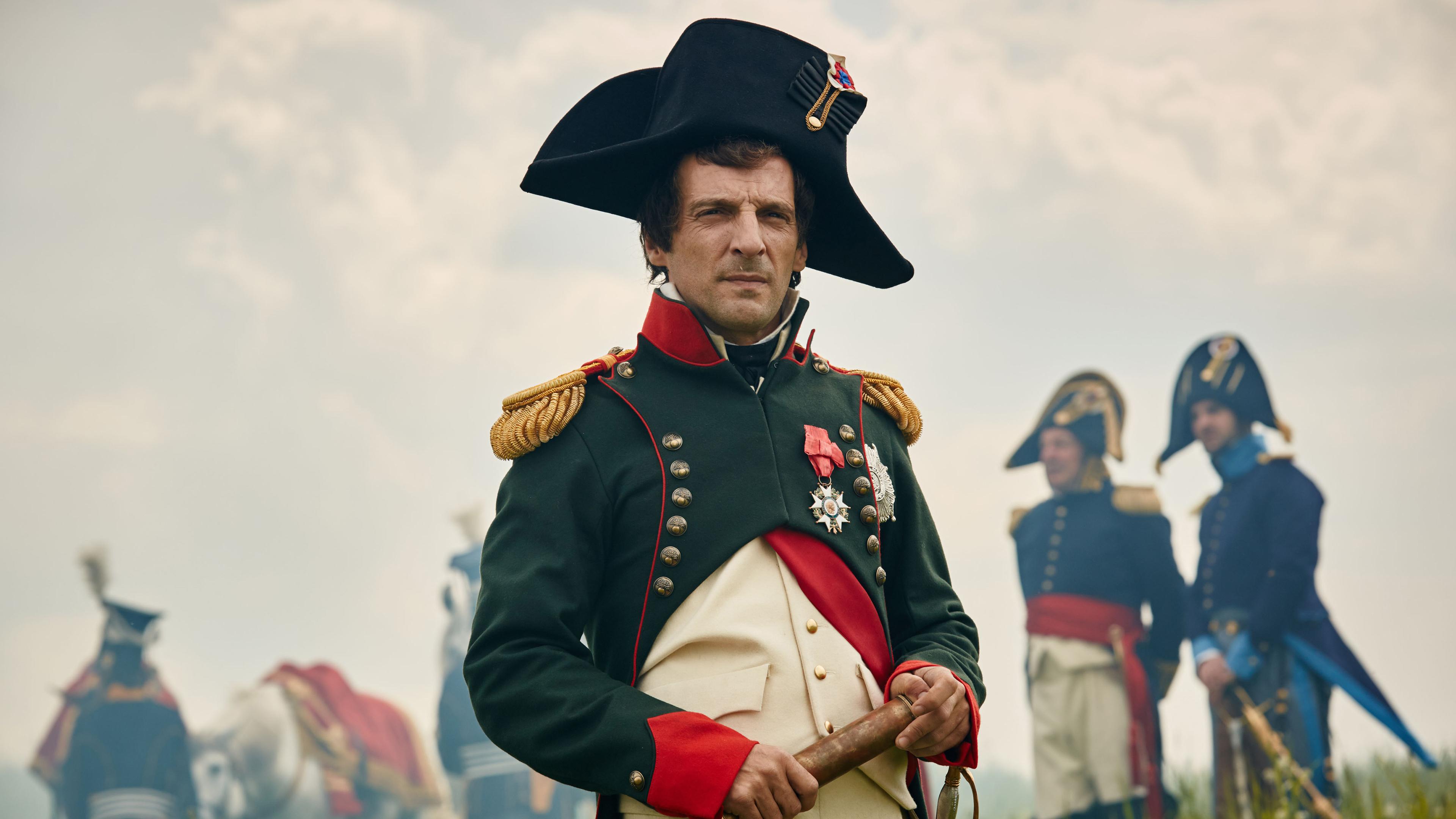War Peace Bbc Tv Show Napoleon Bonaparte 4k Ultra Fondo