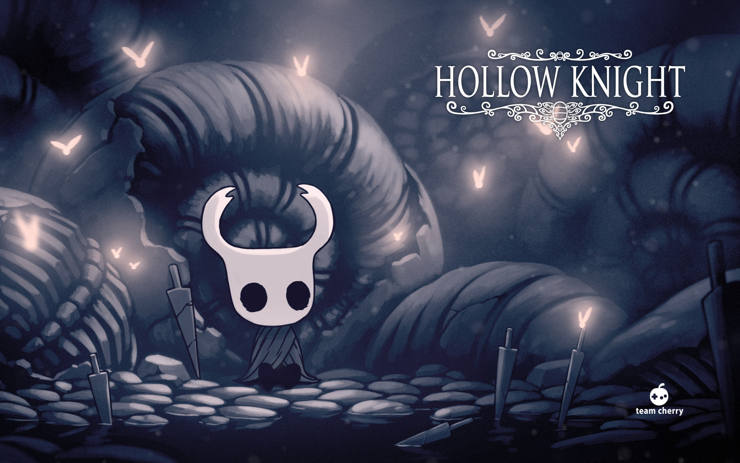 Hollow Knight HD Wallpaper | Background Image | 2560x1600 ...