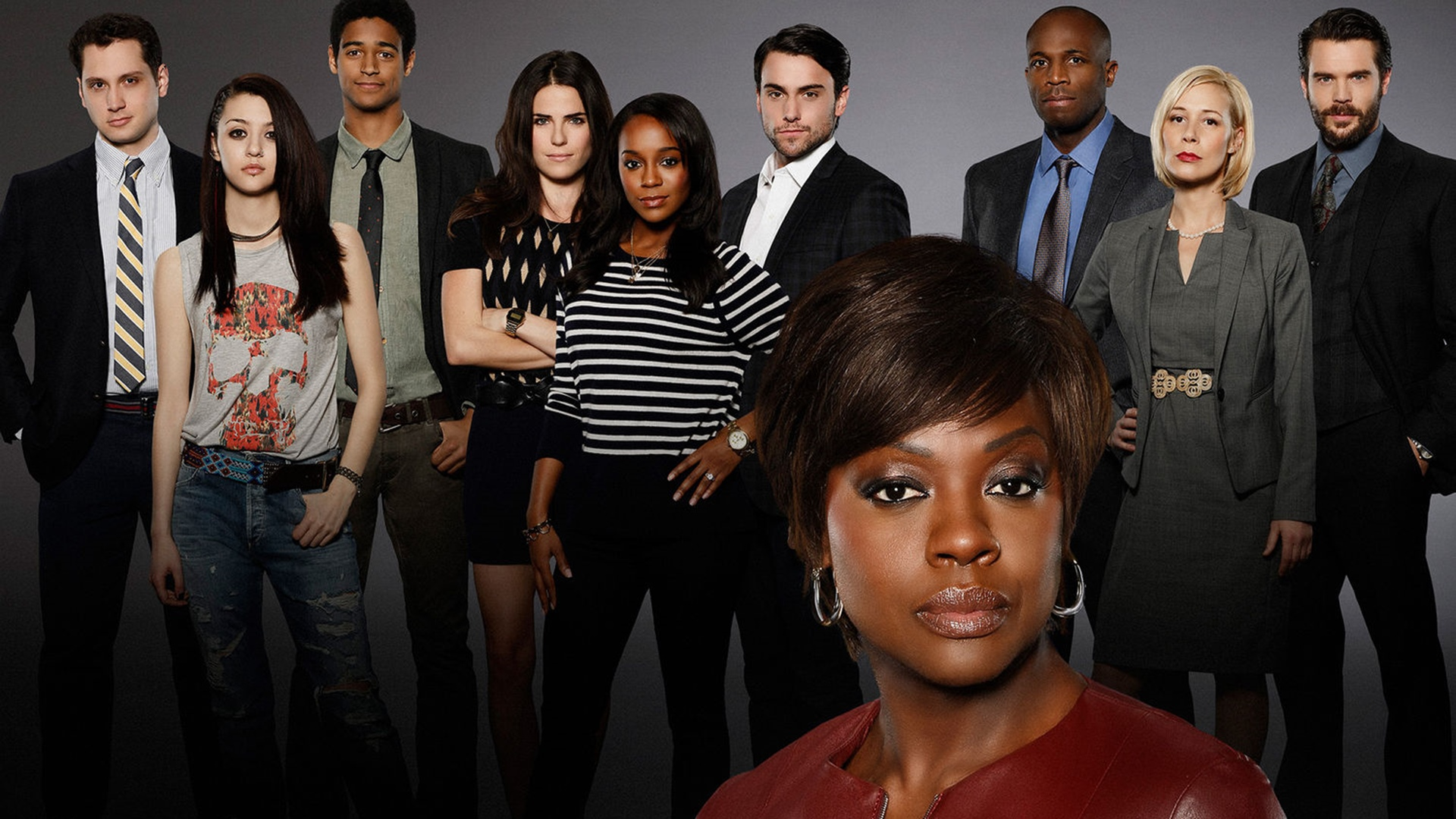 How to Get Away with Murder, Cast Papel de Parede HD | Plano de Fundo |  1920x1080 | ID:806769 - Wallpaper Abyss