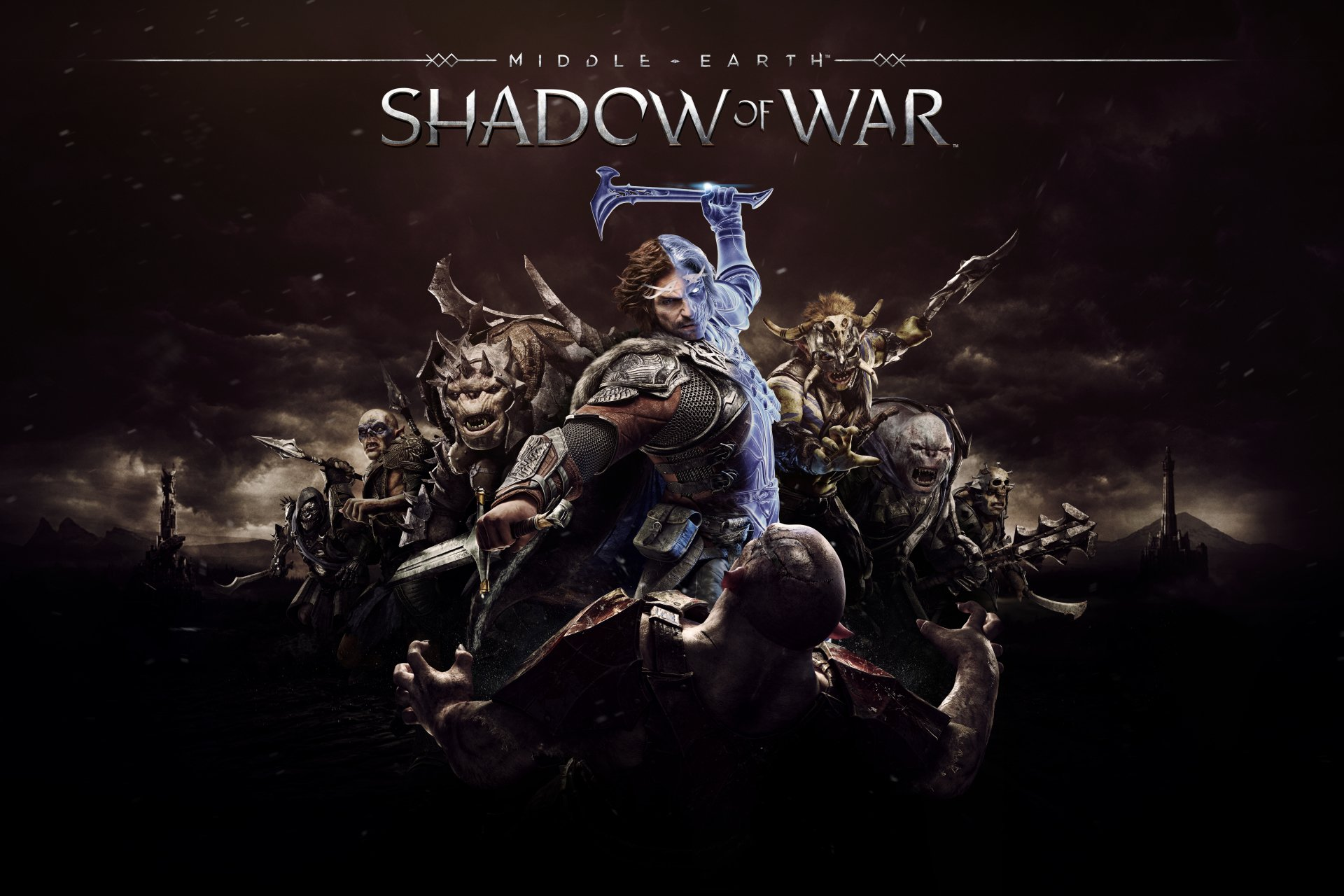 51 Middle Earth Shadow Of War Hd Wallpapers Background Images