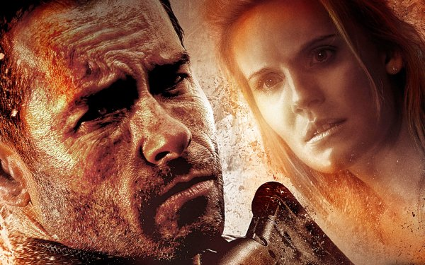 Movie Lockout Maggie Grace Guy Pearce HD Wallpaper | Background Image
