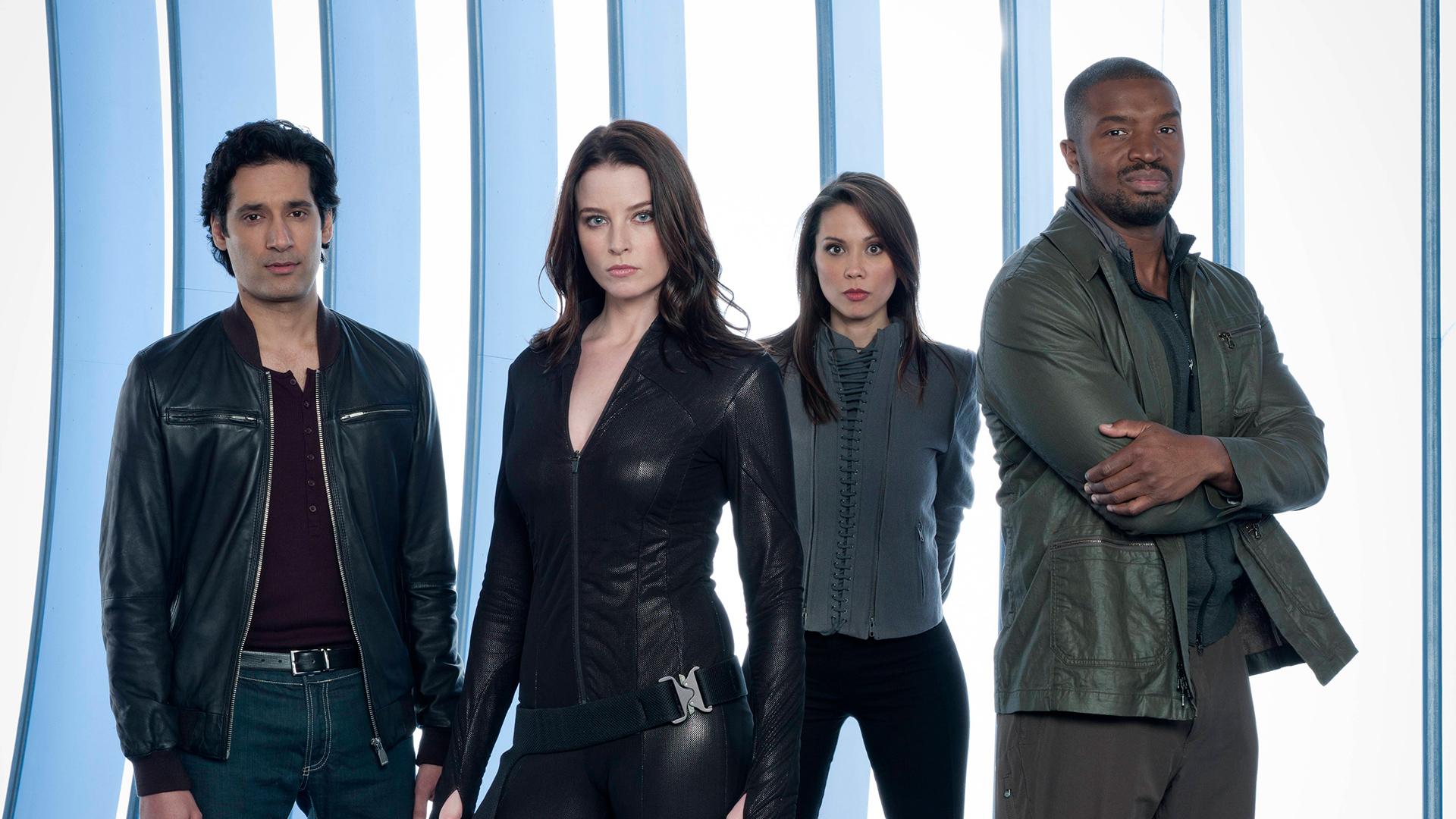 Continuum - Cast, Crew and Credits - TV.com
