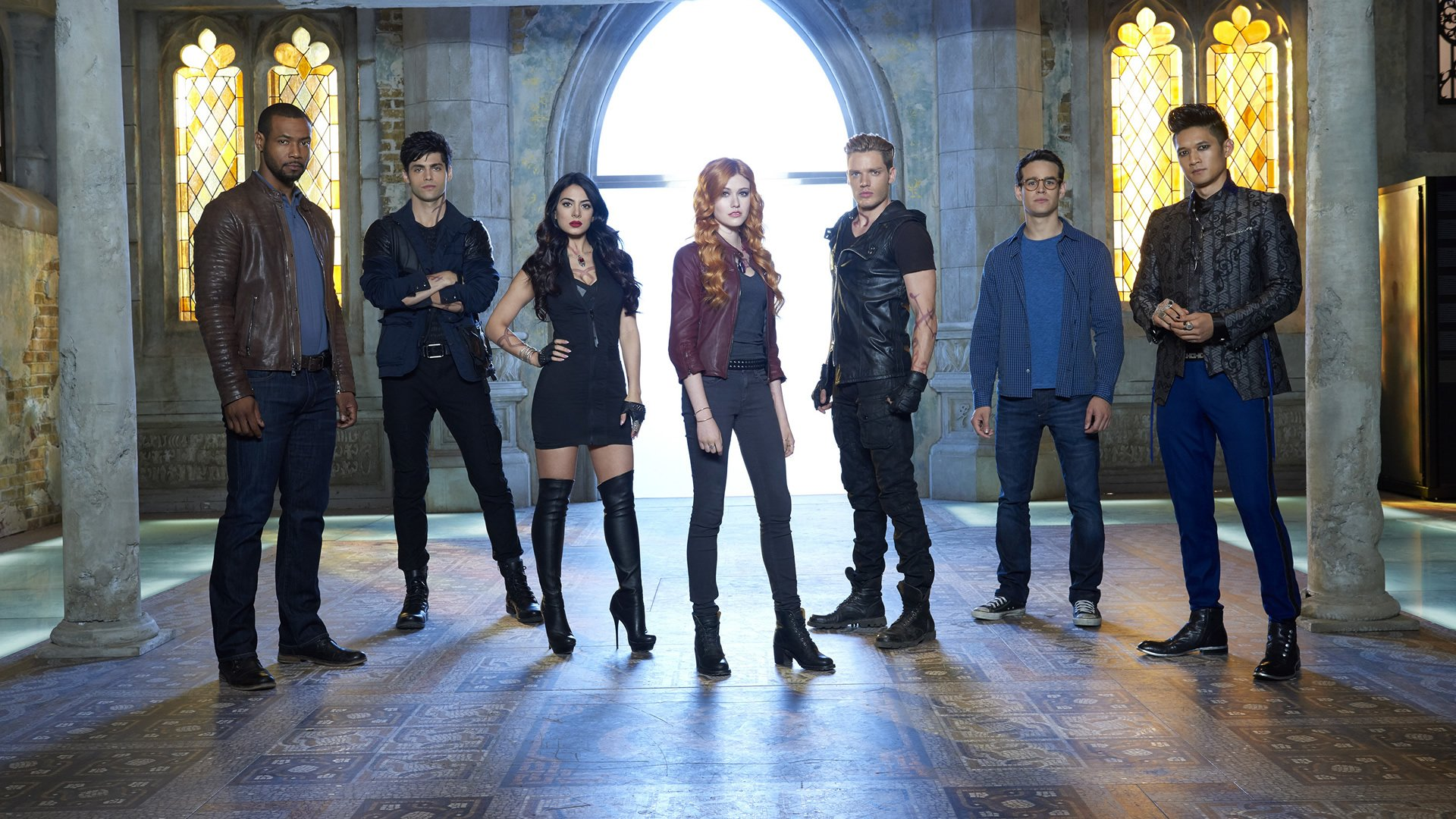 11 Shadowhunters Hd Wallpapers Background Images