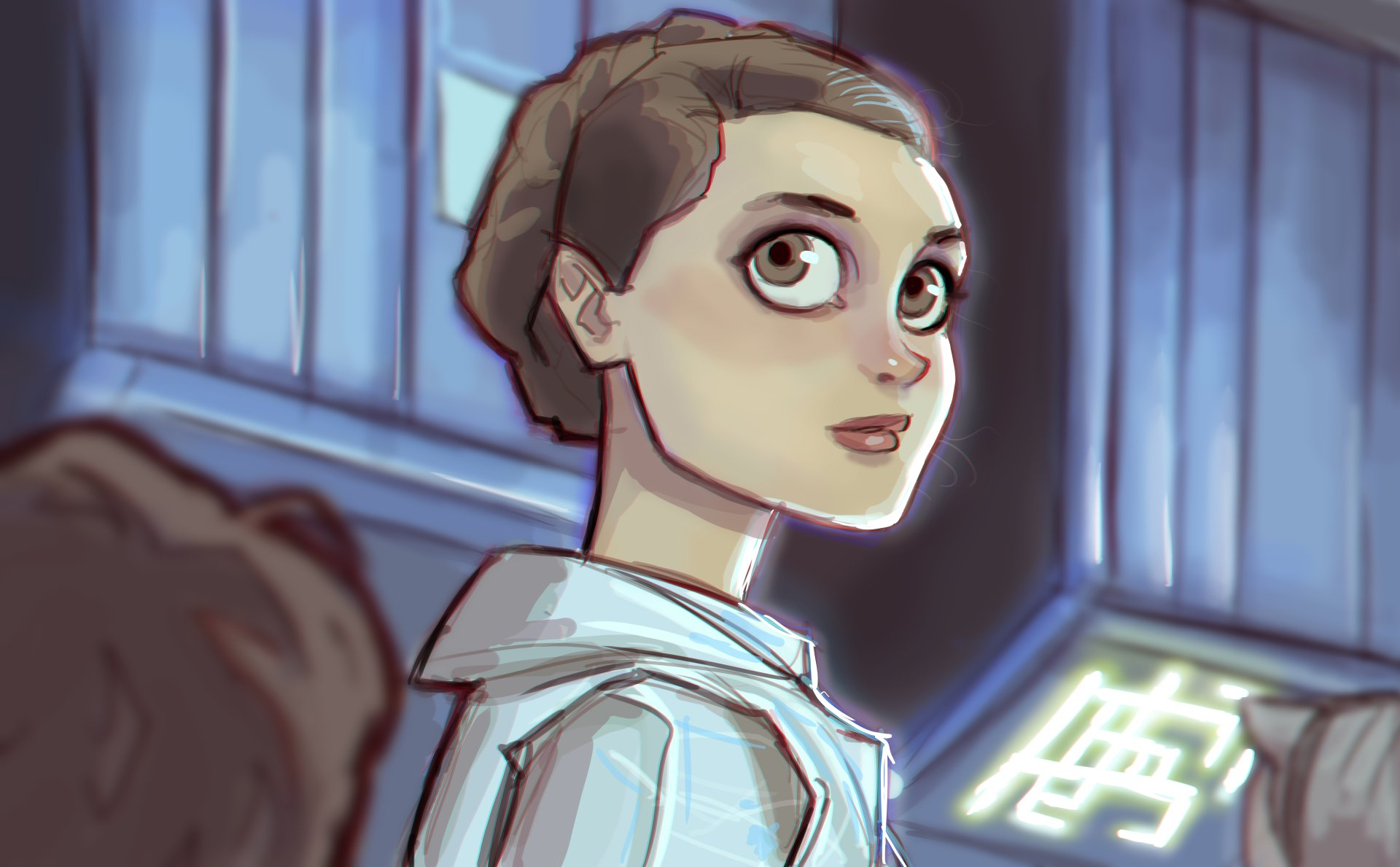 Sci Fi - Star Wars  Princess Leia Wallpaper