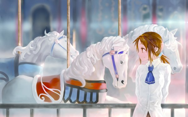 Anime Sangatsu no Phantasia HD Wallpaper | Background Image
