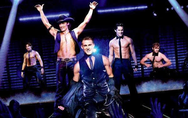 Movie Magic Mike Channing Tatum Matthew McConaughey HD Wallpaper | Background Image