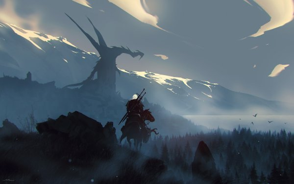 Video Game The Witcher 3: Wild Hunt The Witcher HD Wallpaper   Background Image