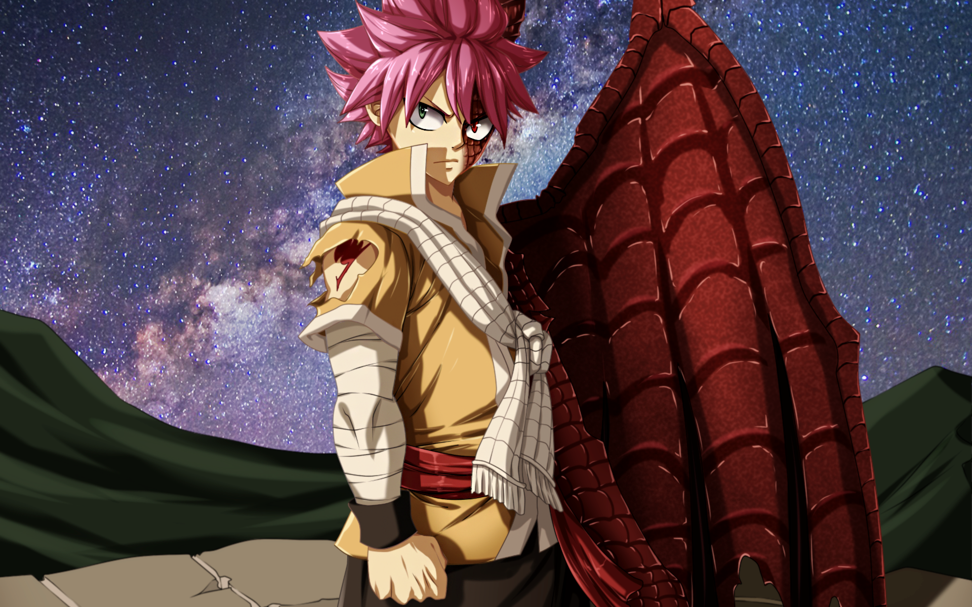 Fairy Tail Movie 2 Dragon Cry Hd Wallpaper Background Image