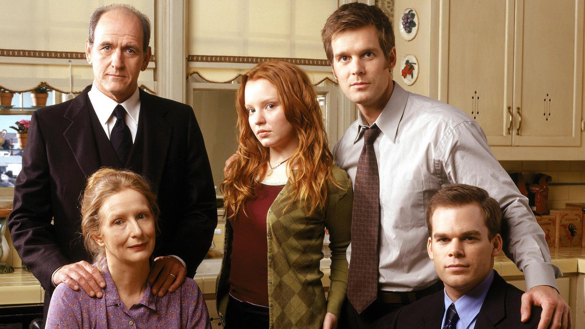 Six Feet Under Tv Show: Six Feet Under Cast HD Wallpaper