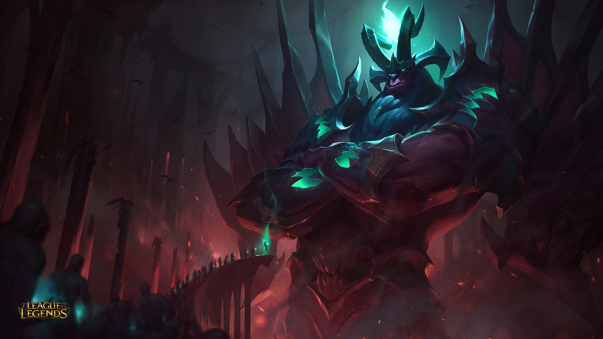 15 Galio League Of Legends Hd Wallpapers Background