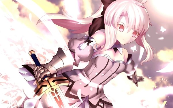 Anime Fate/kaleid liner Prisma Illya Fate Series HD Wallpaper | Background Image