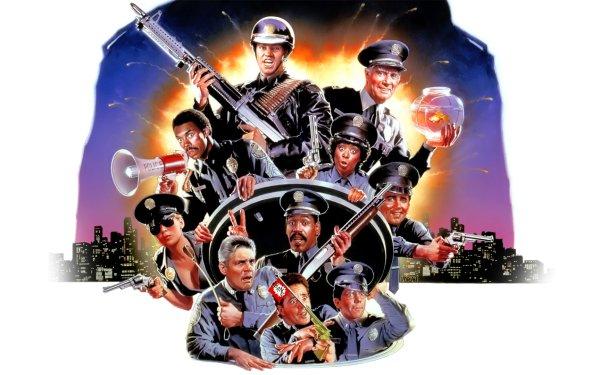 Movie Police Academy 6: City Under Siege HD Wallpaper | Background Image