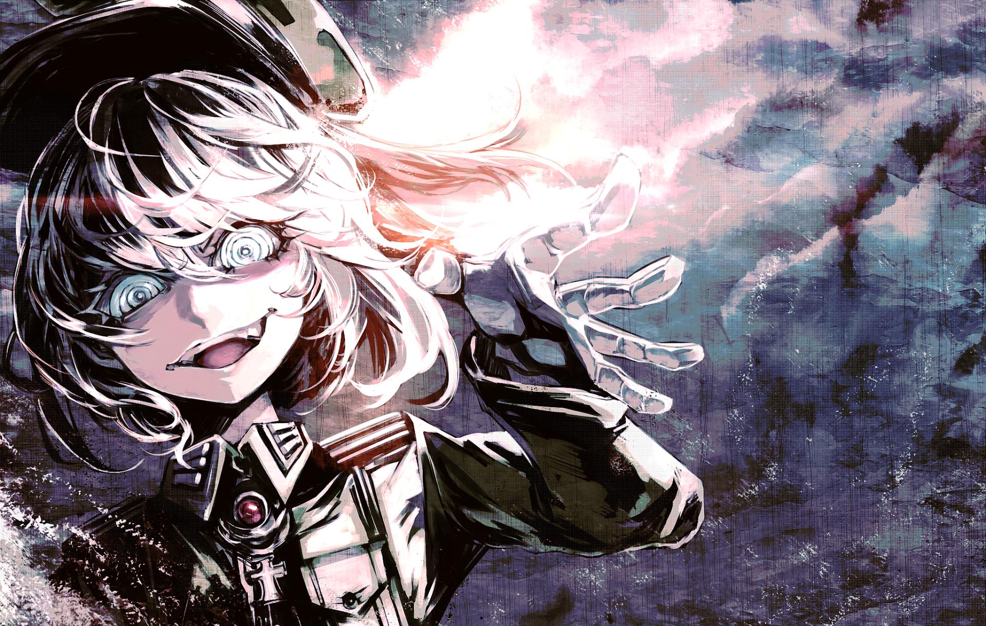 Anime - Youjo Senki  Tanya Degurechaff Wallpaper