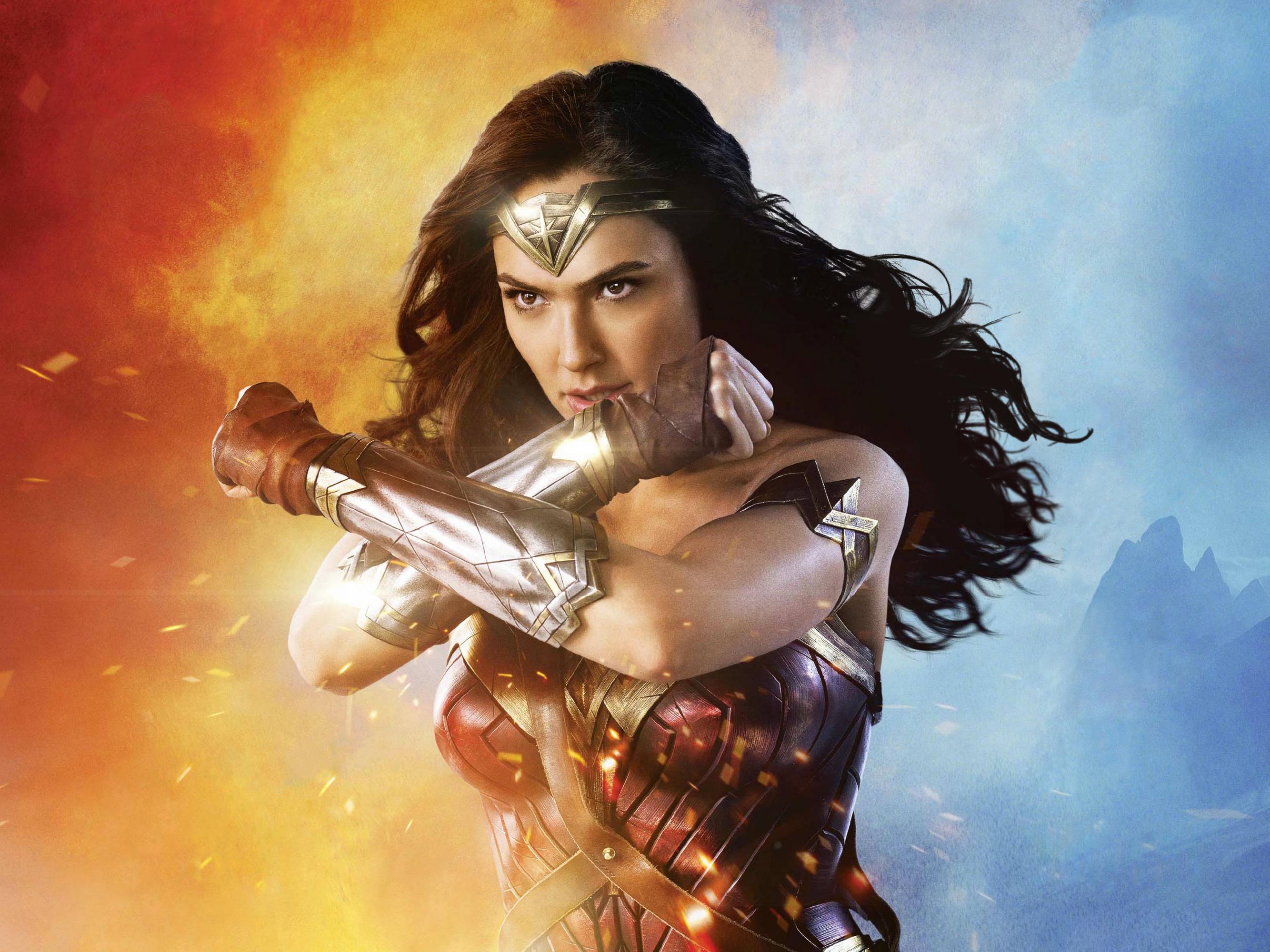 Gal Gadot Wonder Woman Wallpaper: Wonder Woman HD Wallpaper