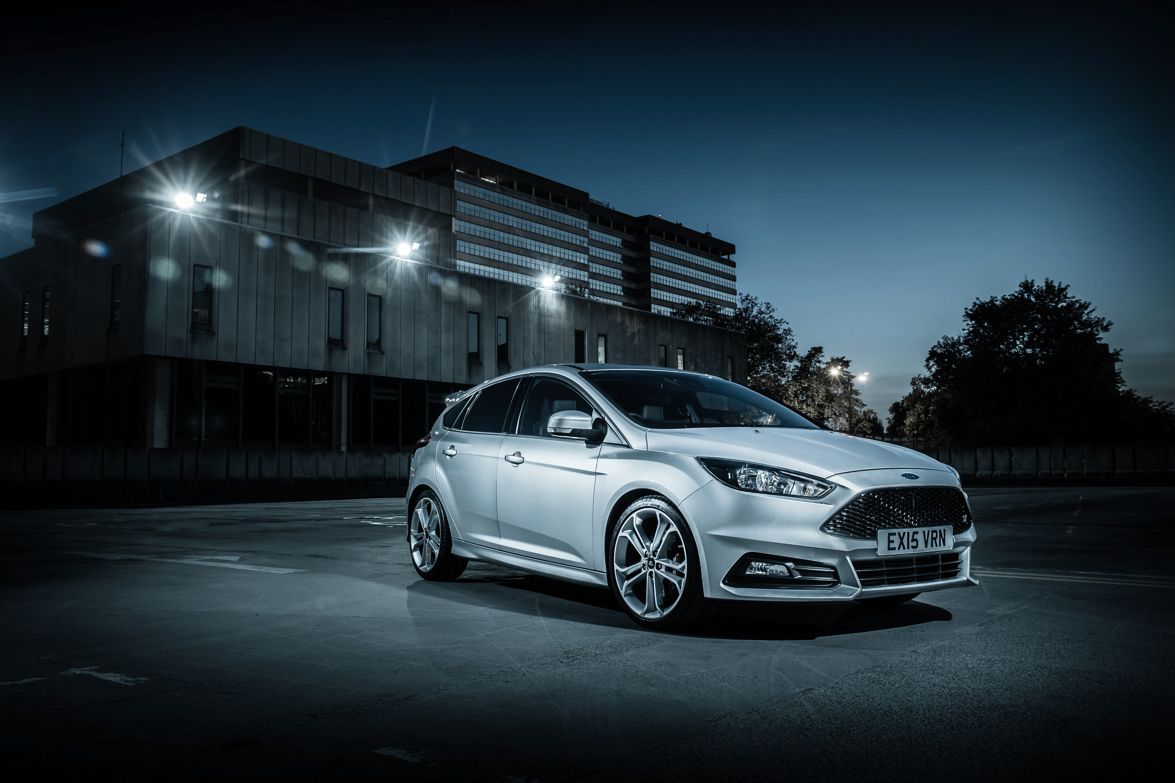 Ford Focus 4k Ultra Fondo De Pantalla Hd Fondo De