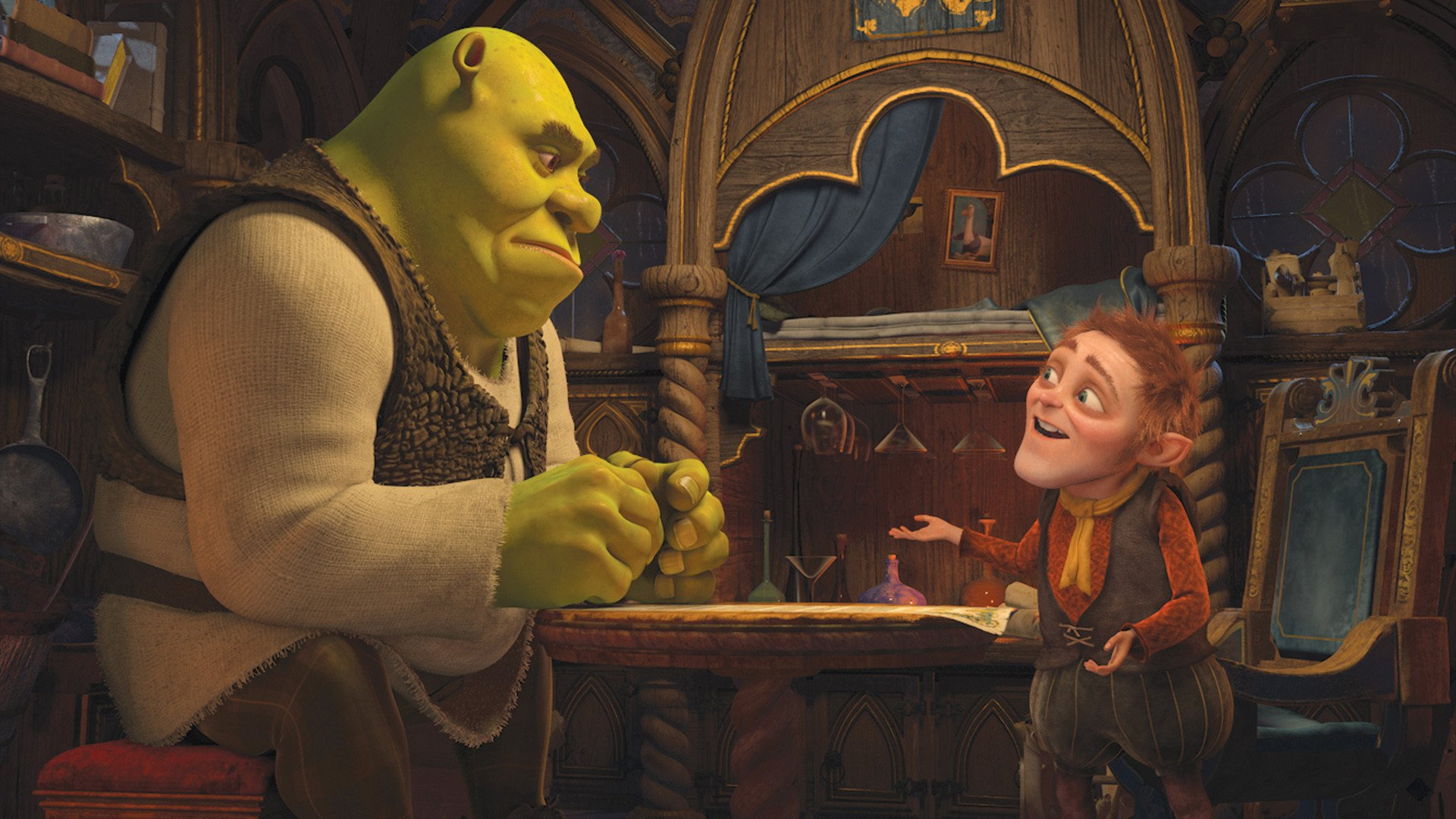 Movie - Shrek Forever After  Wallpaper