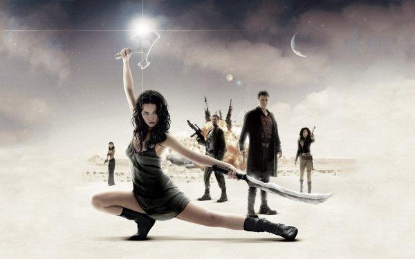 Movie Serenity (2005) Summer Glau HD Wallpaper | Background Image