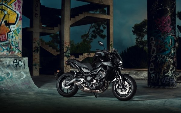 Vehicles Yamaha MT-09 Yamaha Motorcycle HD Wallpaper   Background Image