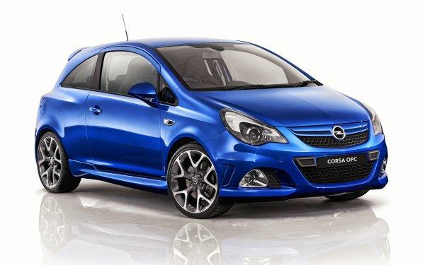 Vehicles Opel Corsa Opel Compact Car Car Blue Car HD Wallpaper   Background Image