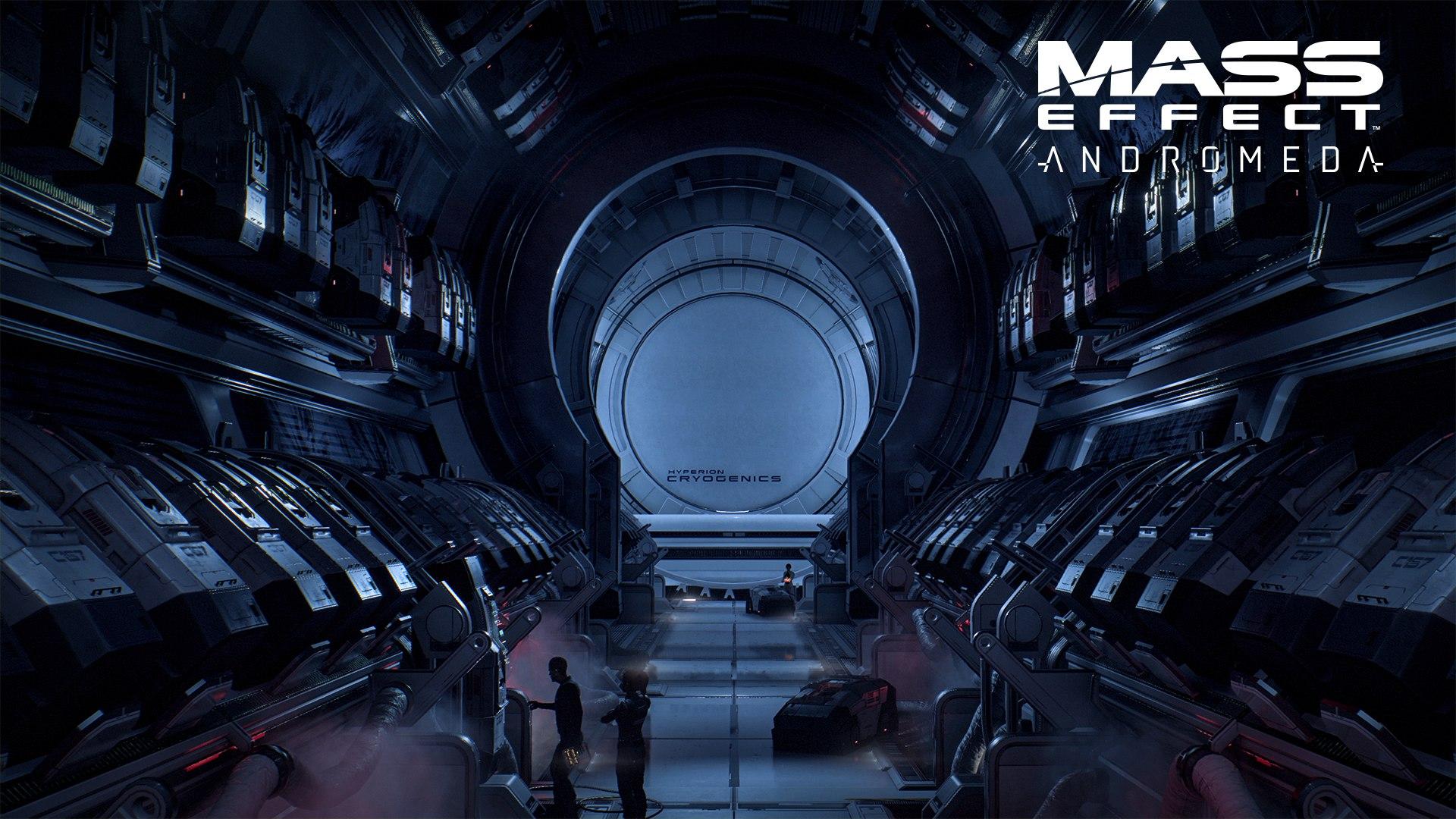 Mass Effect Andromeda Wallpaper Iphone: Mass Effect: Andromeda HD Wallpaper