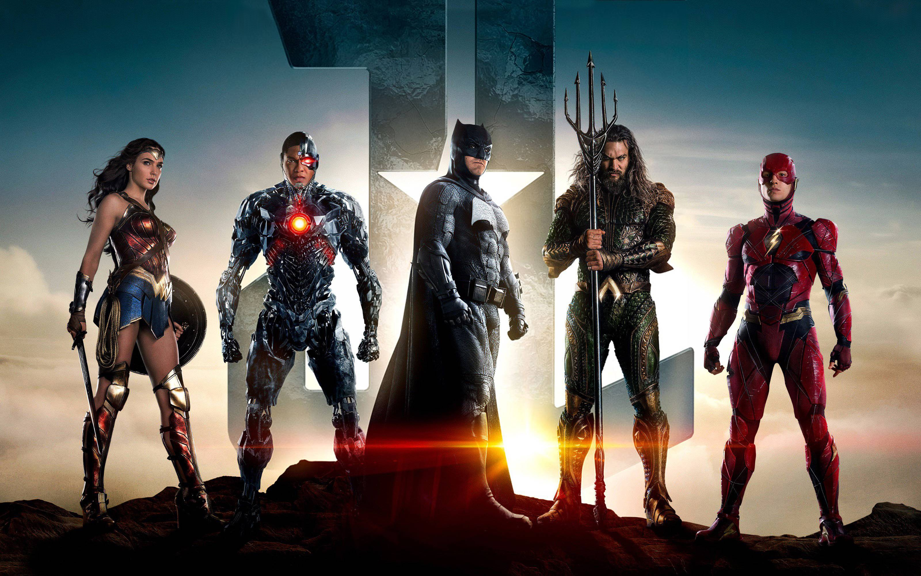 Hd wallpaper justice league - Hd Wallpaper Background Id 815404 3200x2000 Movie Justice League