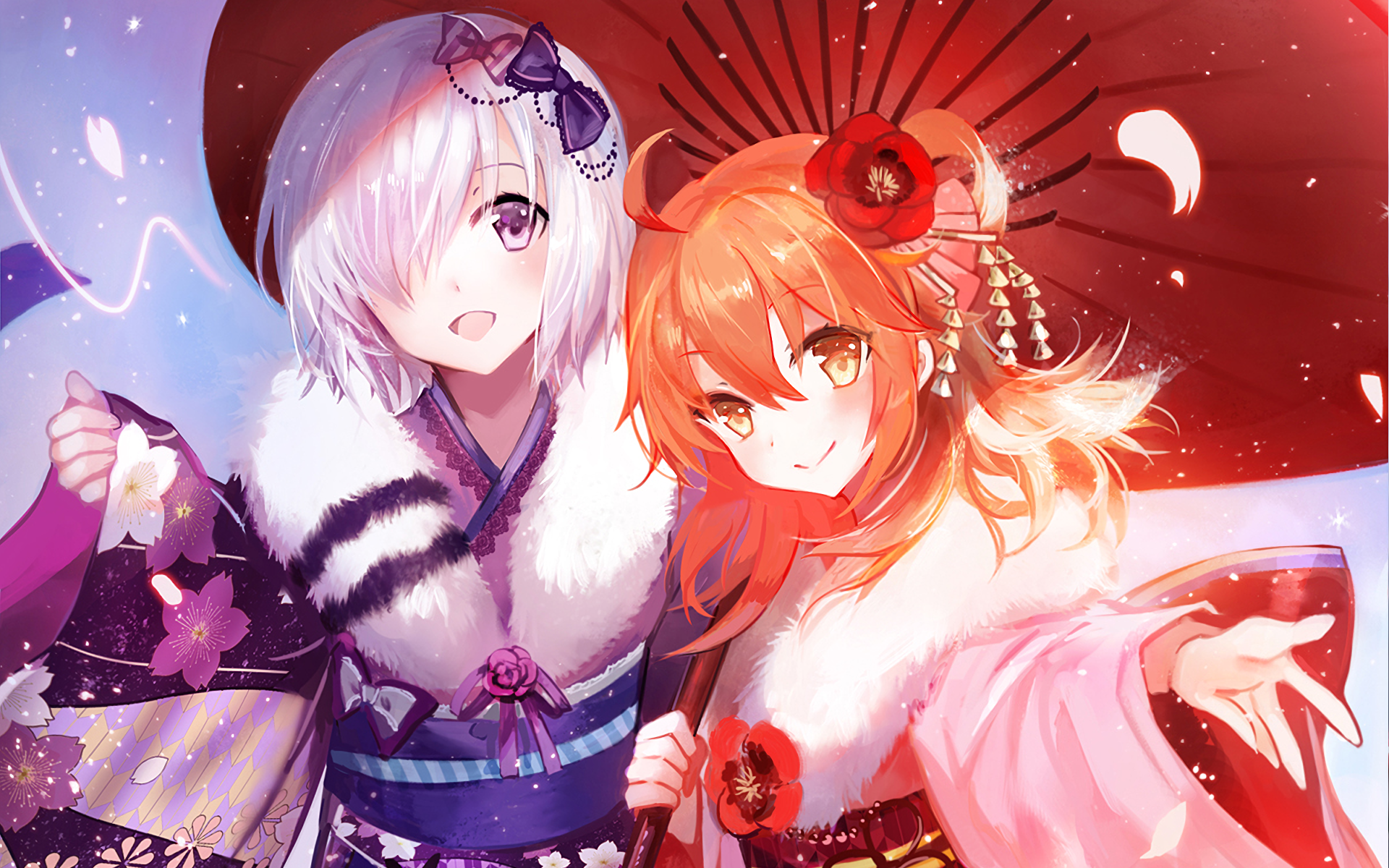 110 Shielder Fate Grand Order Hd Wallpapers Background Images