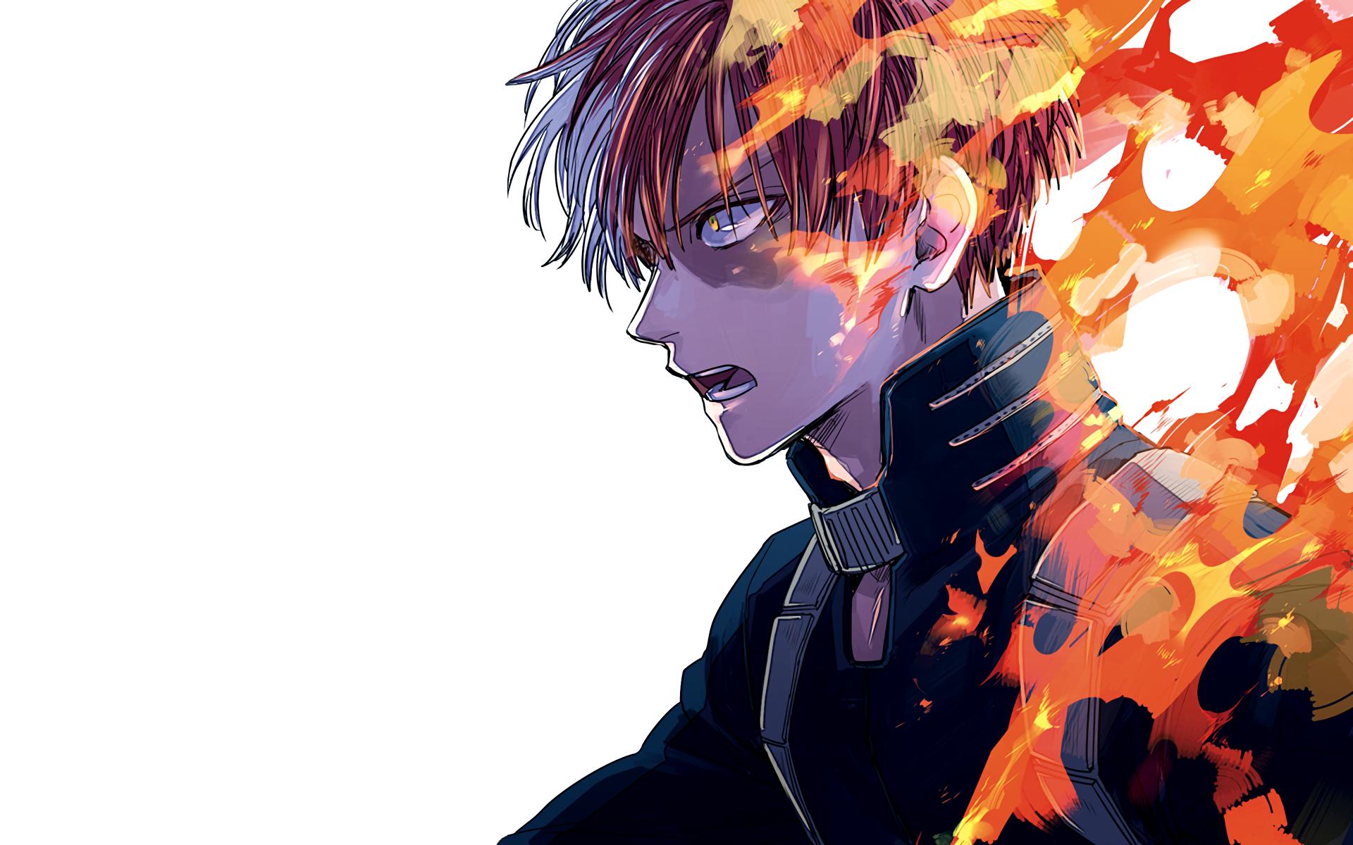 My Hero Academia HD Wallpaper | Background Image ...