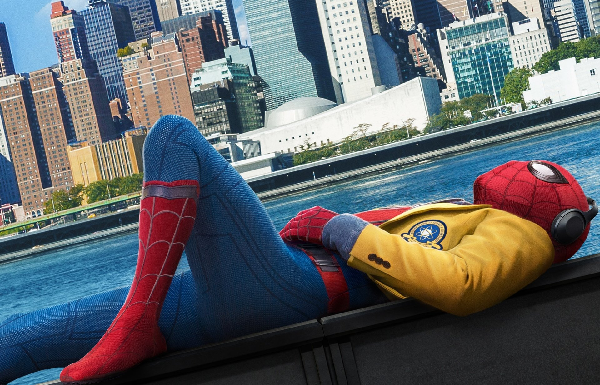 104 Spider Man Homecoming Hd Wallpapers Background Images