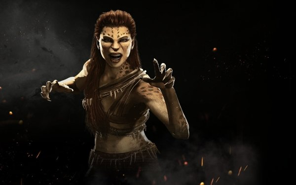 Video Game Injustice 2 Injustice Cheetah HD Wallpaper | Background Image