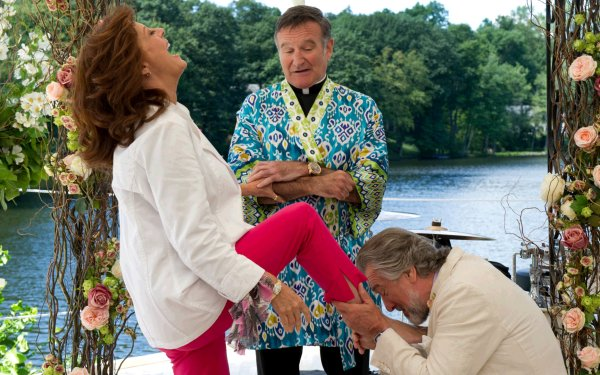 Movie The Big Wedding Robin Williams Susan Sarandon Robert De Niro HD Wallpaper | Background Image
