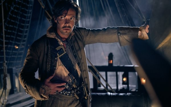 TV Show Black Sails Toby Schmitz Jack Rackham HD Wallpaper | Background Image