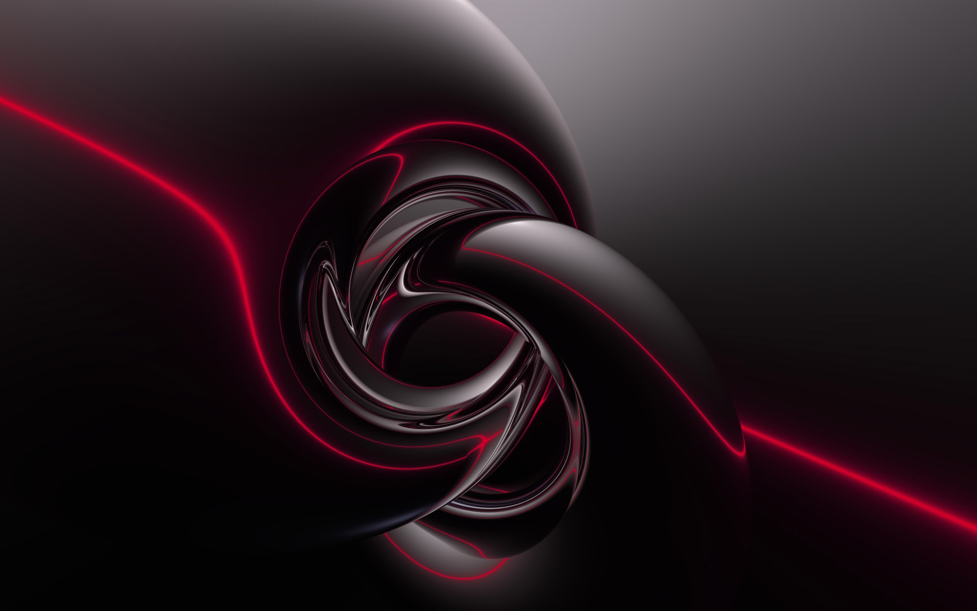 Dark Red and Black Abstract HD Wallpaper | Background ...
