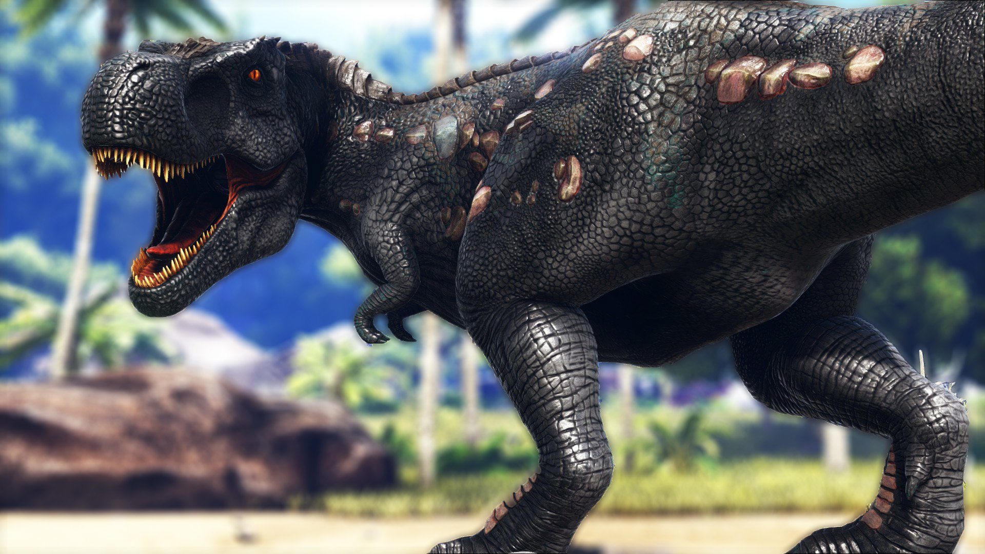 9a811cb80b ARK: Survival Evolved HD Wallpaper | Background Image | 1920x1080 ...