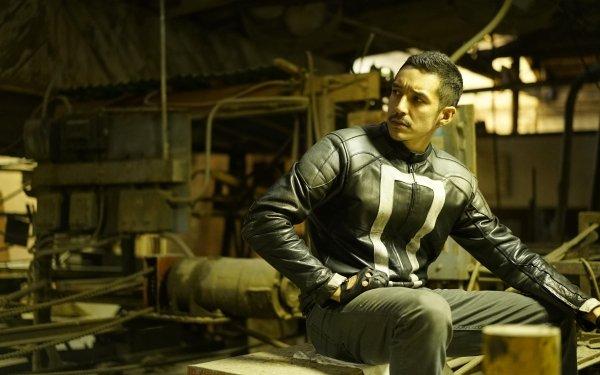 Series de Televisión Marvel's Agents of S.H.I.E.L.D. Ghost Rider Fondo de pantalla HD | Fondo de Escritorio