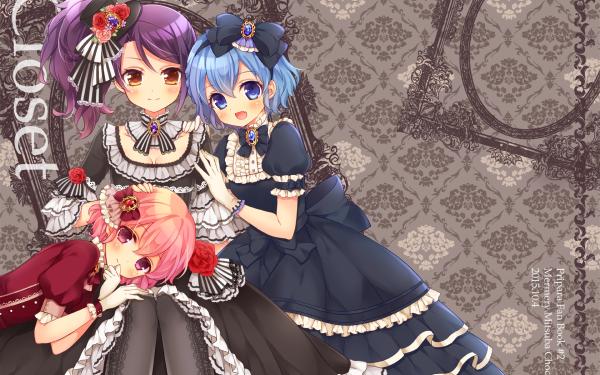 Anime PriPara HD Wallpaper | Background Image