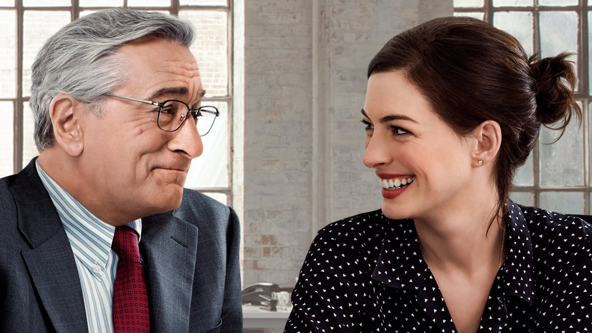 movie the intern anne hathaway robert de niro wallpaper