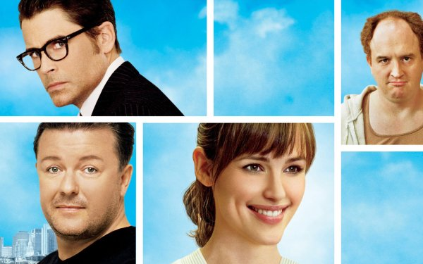 Movie The Invention of Lying Ricky Gervais Jennifer Garner Louis C.K. HD Wallpaper | Background Image