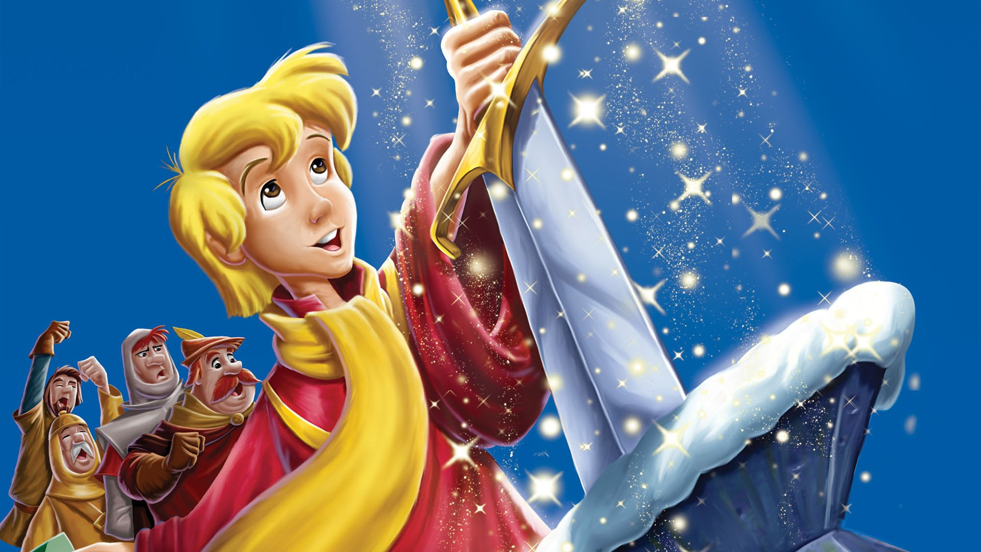 4 The Sword In The Stone Hd Wallpapers Background Images