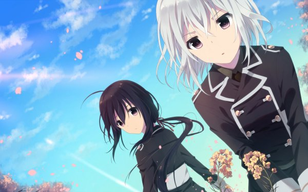 Anime Touken Ranbu Toushirou Honebami Toushirou Namazuo HD Wallpaper   Background Image