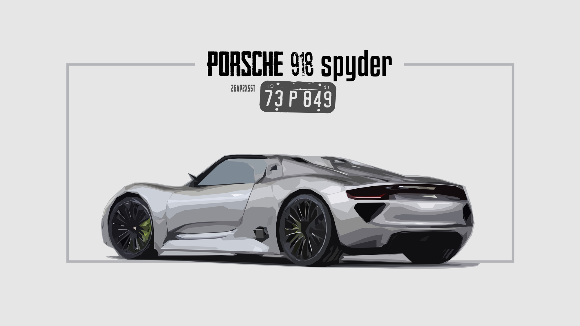 porsche 918 spyder black wallpaper. vehicles porsche 918 spyder car artistic black u0026 white sport wallpaper
