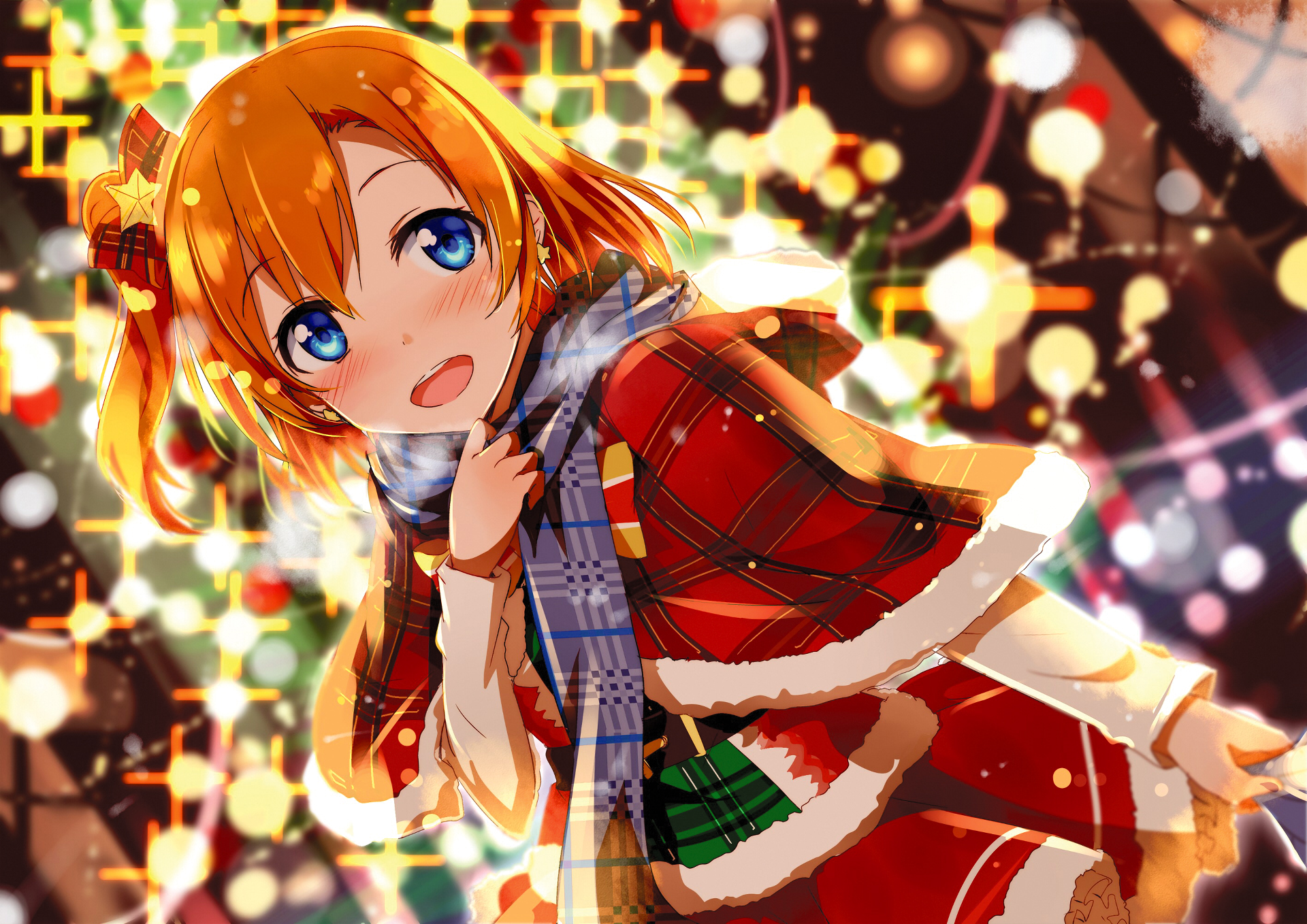 Anime Wallpapers Love!Live! HD 4K Download For Mobile iPhone & PC