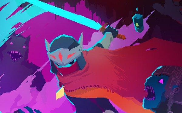 Video Game Hyper Light Drifter HD Wallpaper   Background Image