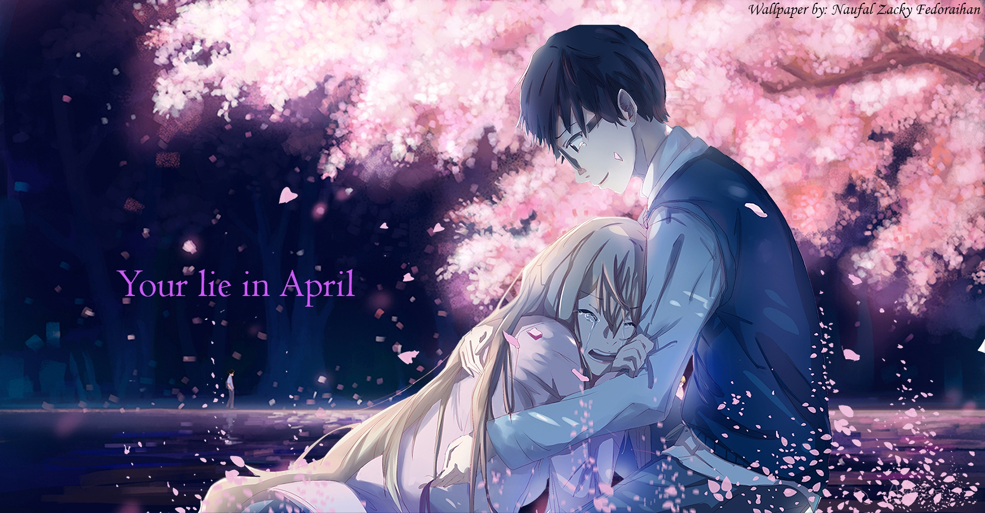 Your Lie In April Wallpaper Hd: Your Lie In April Wallpaper And Background Image