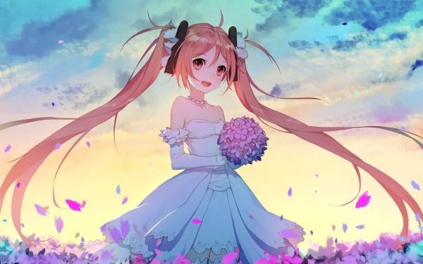 Anime Black Bullet Enju Aihara HD Wallpaper | Background Image